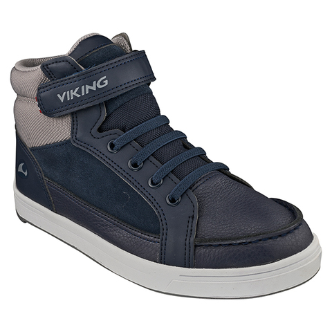 Ботинки Viking Moss Mid Navy/Granite