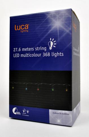 Гирлянда мягкий теплый свет 370 ламп для елки 155см для наруж. и внутрен. исп