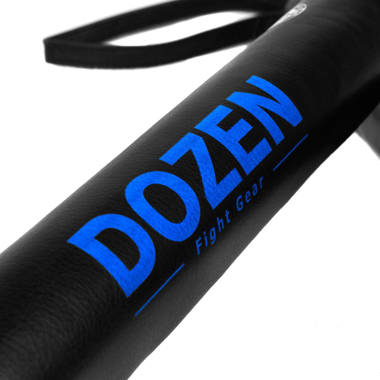 Лападаны Dozen Monochrome черно-синий лого