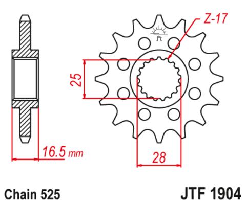 JTF1904