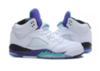 Air Jordan 5 Retro 'Emerald-Grape-Ice Blue'