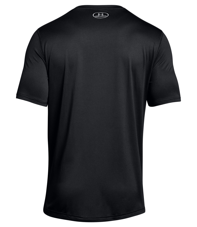 Футболка для бега Under Armour Locker 2.0 Ss Shirt 1305775-001