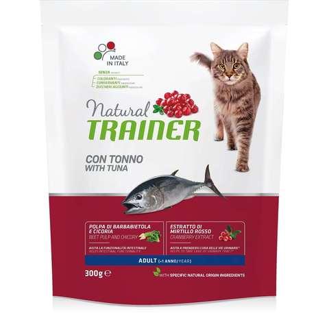 Сухой корм для кошек TRAINER с тунцом
