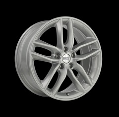 Диск колесный BBS SX 7.5x17 5x112 ET45 CB82.0 brilliant silver