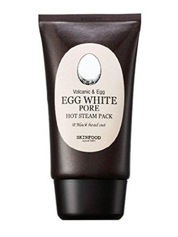 Маска для очищения пор с разогревающим эффектом SkinFood Egg White Pore Hot Steam Pack