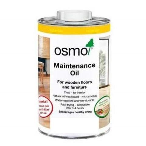 Масло для ухода за полами антискользящее OSMO Pflege-Oil