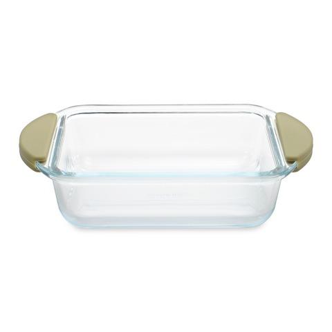 Блюдо для запекания стеклянное маленькое (21,5*15*5,5см 0,7л)