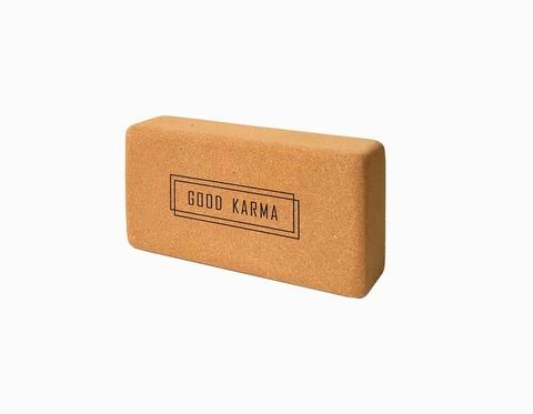 Пробковый блок Good Karma
