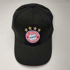 Кепка с логотипом ФК Бавария (Бейсболка FC Bayern Munchen) черная