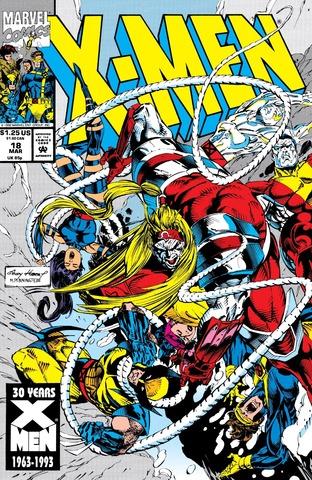 X-Men #18