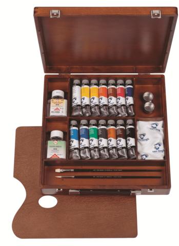 Набор масляных красок Van Gogh Вдохновение 14цв*40мл