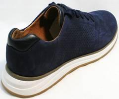 Мужские туфли кроссовки летние Faber 1957134-7 Blue