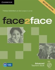 face2face (Second Edition) Advanced Teacher's Book with DVD
