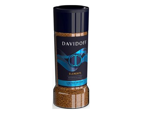 купить Кофе растворимый Davidoff Limited Edition Elements, 100 г