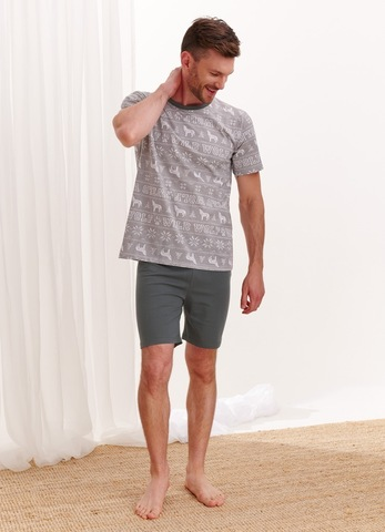Пижама мужская с шортами 2471 AW20/21 PIOTR