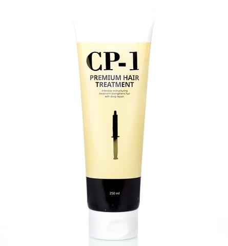 Протеиновая маска для лечения повреждённых волос Premium Protein Treatment