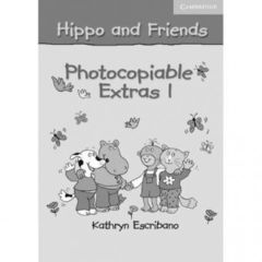 Hippo and Friends 1 Photocopiable Extras