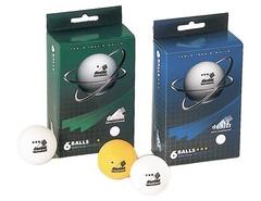 Мячи для настольного тенниса Donier 1* (6 шт.)