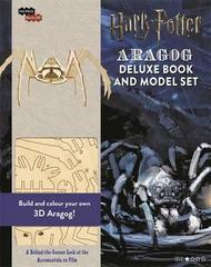 IncrediBuilds: Aragog : Deluxe model and book set