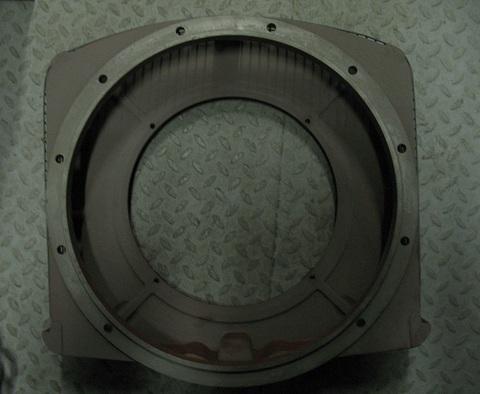 Фланец генератора D.E.Flang LB1012 / D.E BRACKET KIT MD35 SAE3 АРТ: 954-003