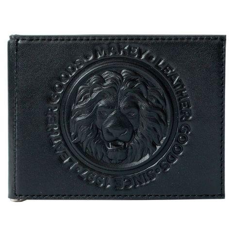 Зажим для денег «Royal». Цвет черный