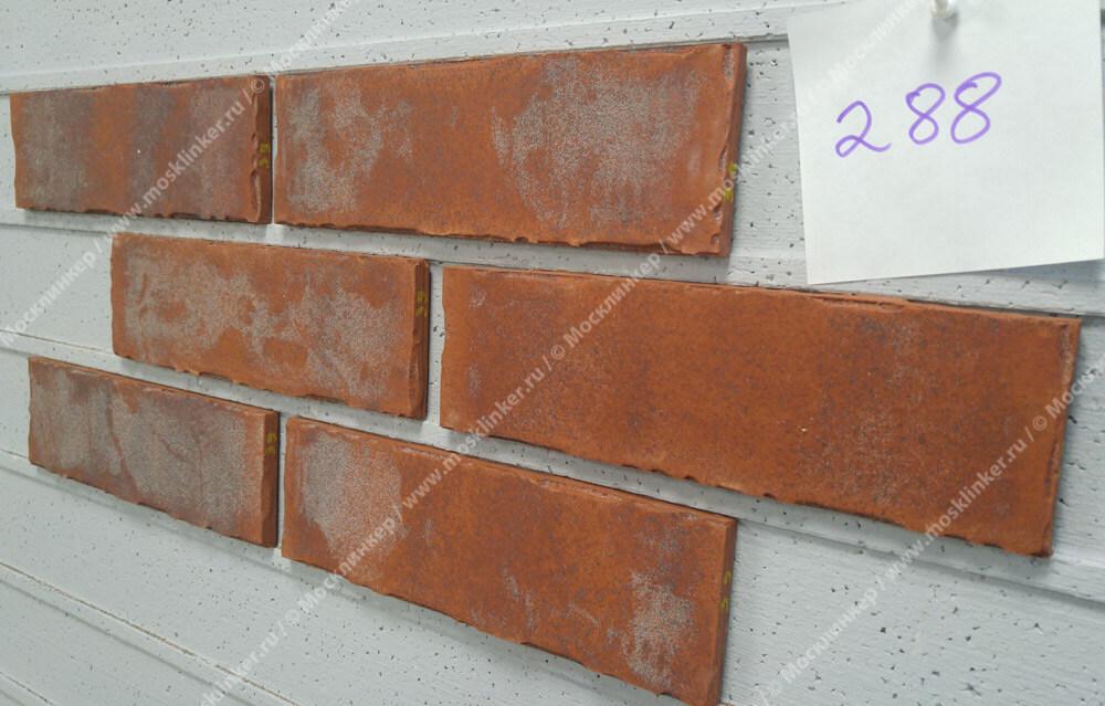 King Klinker - Red square (HF39), Old Castle, 240x71x10, NF - Клинкерная плитка для фасада и внутренней отделки