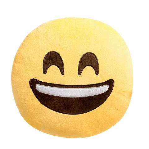 Подушка Emoji Laugh (Эмоджи Смех, 28 см)