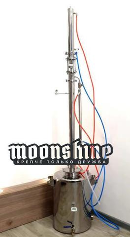 Ректификационная колонна Moonshine Expert фланец 2