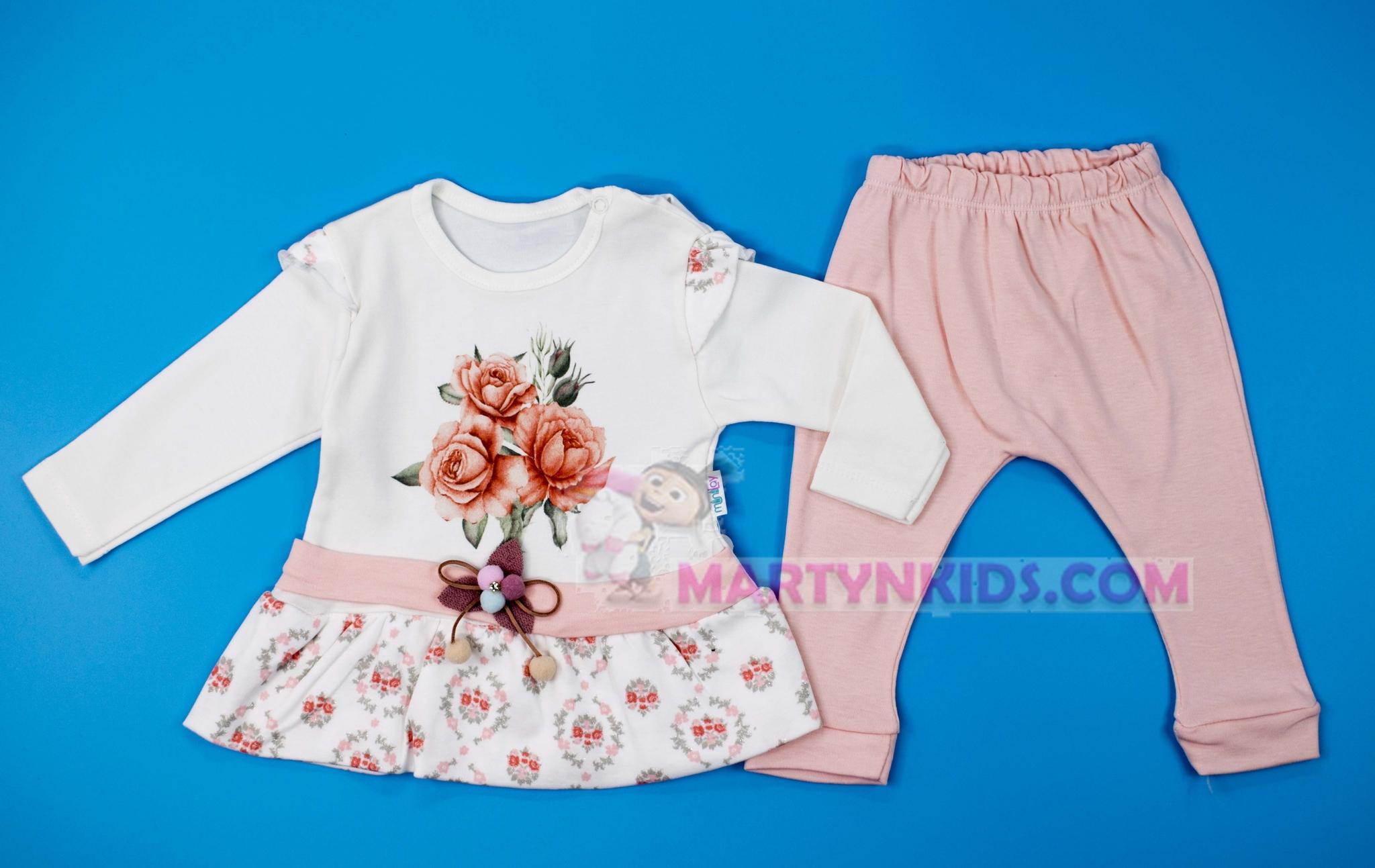 3094 костюм  Букет роз