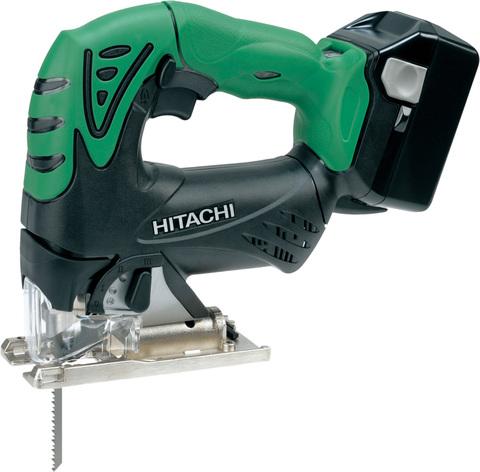 Аккумуляторный лобзик HITACHI CJ18DSLT4