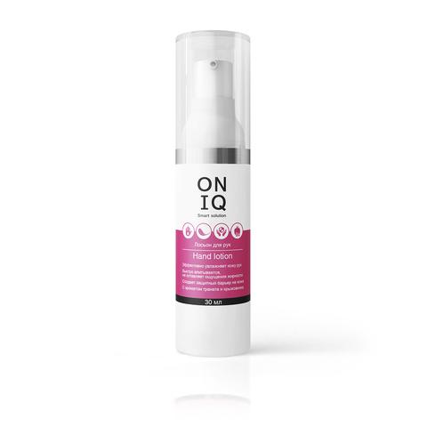 Лосьон для рук ONIQ   с ароматом граната и крыжовника, 30 мл