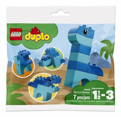 LEGO Duplo: Мой первый динозавр 30325 — My First Dinosaur — Лего Дупло