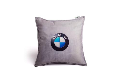 Подушка декоративная с логотипом 40*40