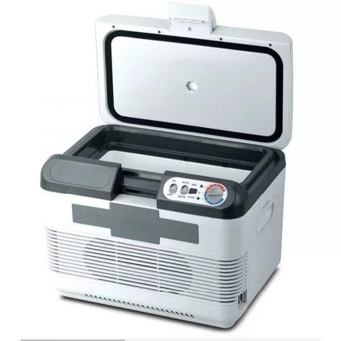 Термоэлектрический автохолодильник AVS CC-15WBC (12V/24V/220V, 15л)