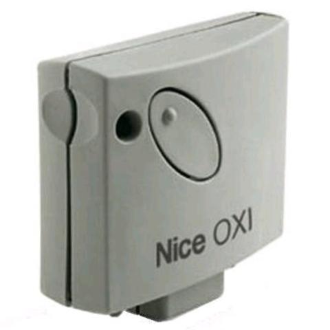 Приемник NICE OXI 4-канальный втраиваемый