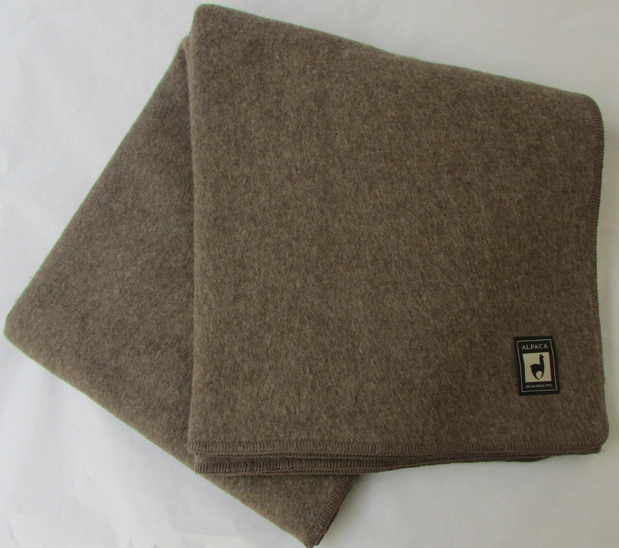 Шерстяные одеяла Одеяло INCALPACA Перу из шерсти альпаки OA-3 OA-3.JPG