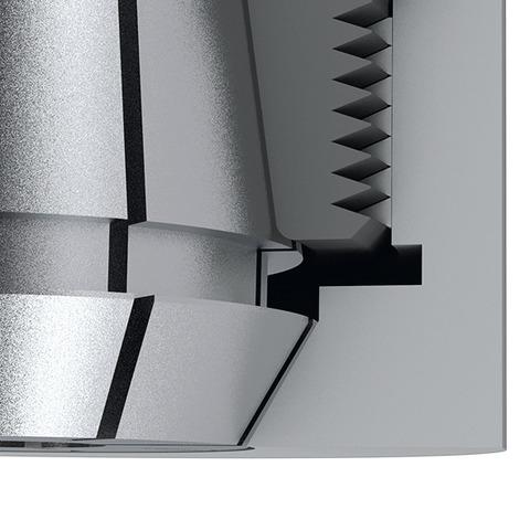 HiRunER Высокоточный цанговый патрон ER PSC-63 A = 100