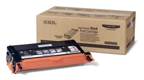 Оригинальный картридж Xerox 113R00726 черный