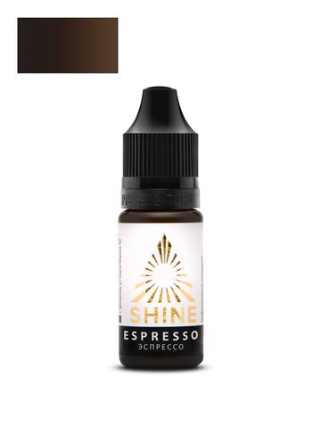 Эспрессо • SHINE • пигмент для бровей