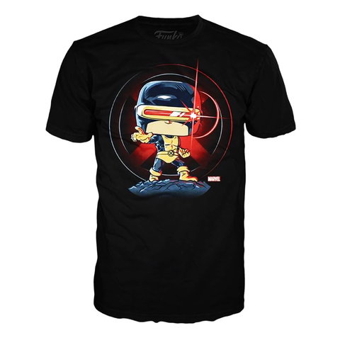Футболка Funko POP and Tee: Marvel 80th: First Appearance: Cyclops (L)
