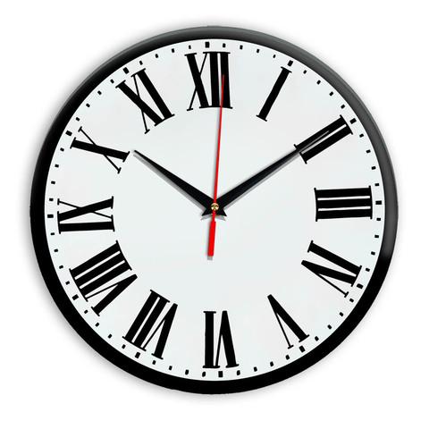 Настенные часы Ideal 964 белые