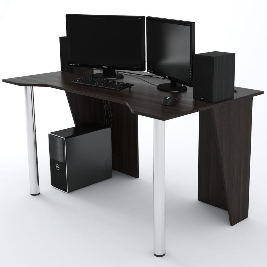 Стол Компьютерный LevelUP 1400 Венге
