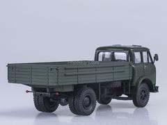 MAZ-500 board dark green 1:43 Nash Avtoprom