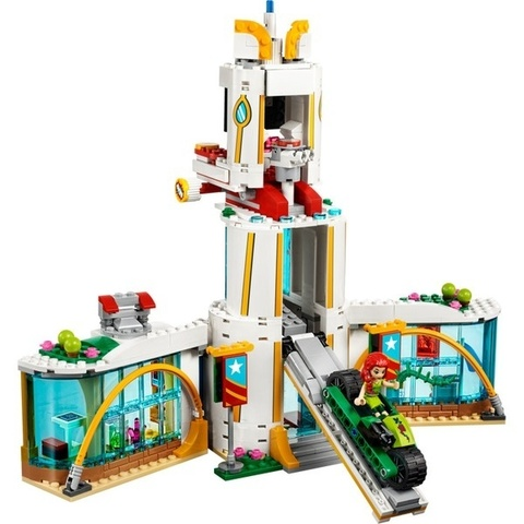 LEGO DC Super Hero Girls: Школа супергероев 41232 — Super Hero High School — Лего Девушки-супергерои