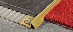 Профили/Пороги Progress Profiles Procarpet OTT PRTON 08 для напольных покрытий из ламината, паркета, керамогранита, ковролина, линолеума
