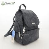 Сумка Саломея 502 кашемир синий (рюкзак)
