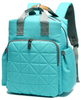 Сумка-рюкзак для Мам Hotmom 2309 Бирюзовый