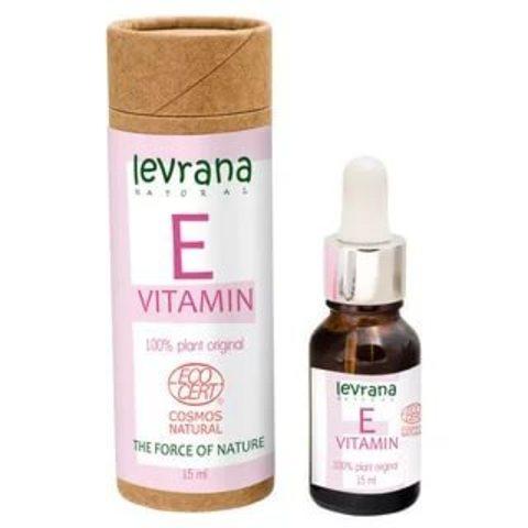 Сыворотка для лица Витамин Е, Levrana