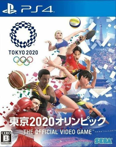 Olympic Games Tokyo 2020 - The Official Video Game (PS4, русские субтитры)