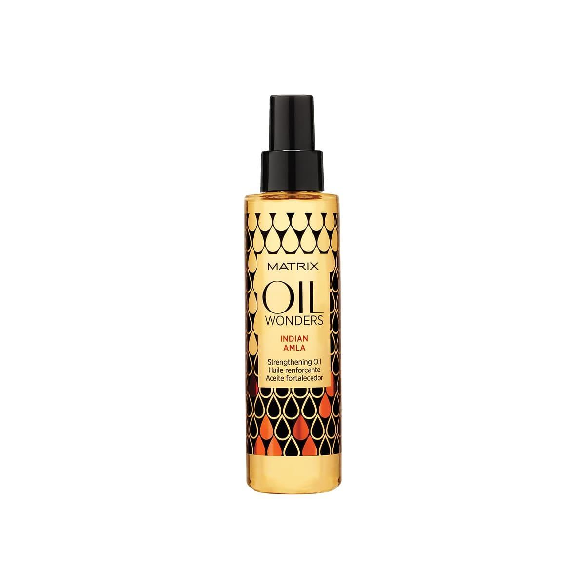 Масло для укрепления волос Индийская амла
